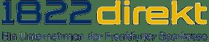 1822 direkt logo transparent