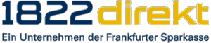 1822 direkt logo transparent